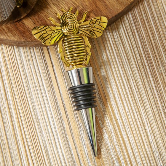 mor_gifts_interiors_gold_bee_bottle_stopper