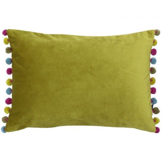 mor_gifts_interiors_olive_pom_cushion1